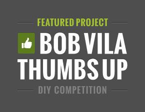 Bob Vila Thumbs Up contest