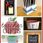 """T"" is for Teacher Gifts"