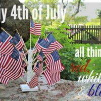 DIY 4th of July Projects