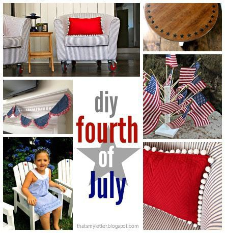diy fourth of july projects