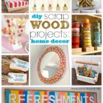 DIY Scrap Wood Projects: Home Decor