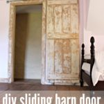DIY Sliding Barn Door Hardware for $60