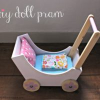 DIY Doll Pram