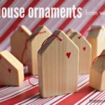 """H"" is for House Ornaments"
