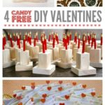 Four Candy Free DIY Valentines