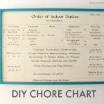 """C"" is for Chore Chart"