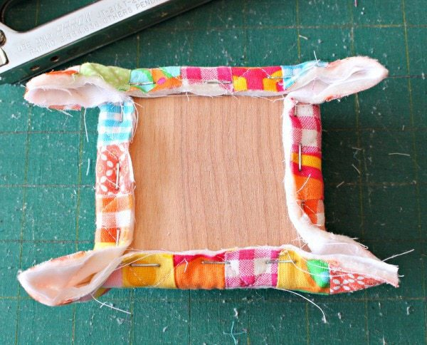 diy quilted pincushion
