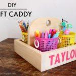DIY Caddy Gift