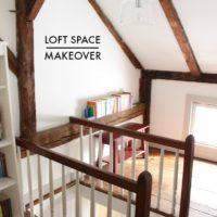 Loft Space Makeover