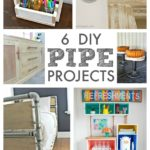DIY Pipe Projects Round Up