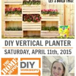 DIY Workshop at The Home Depot