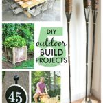 DIY Outdoor Build Projects
