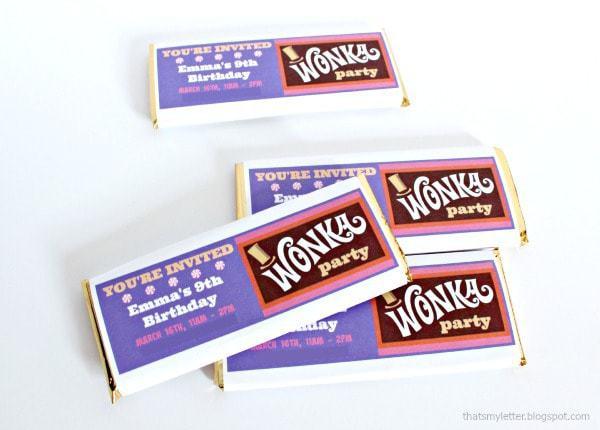 Willy Wonka Party Jaime Costiglio