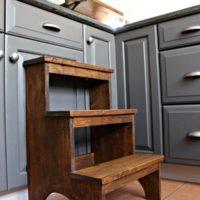 three step stool
