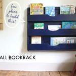 DIY Bookrack