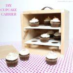DIY Cupcake Carrier (large)