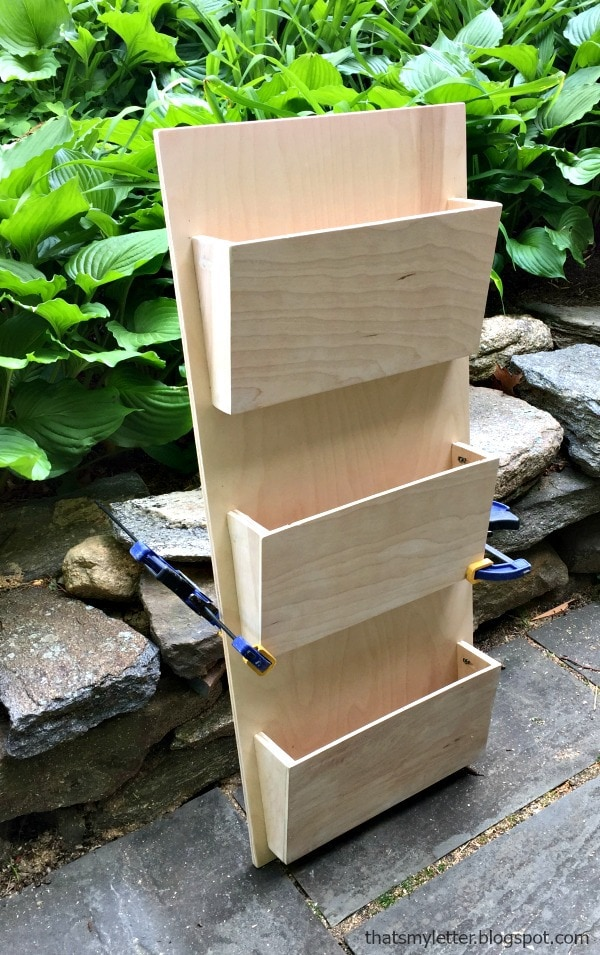building a wall sorter