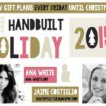 Handbuilt Holiday Series 2015 & Giveaway