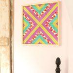 Framed Wall Quilt