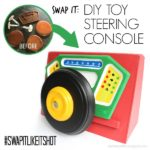 Swap It: Kids Toy Steering Console