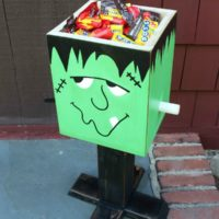 Frankenstein Candy Box & Giveaway