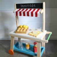 DIY Lemonade Cart