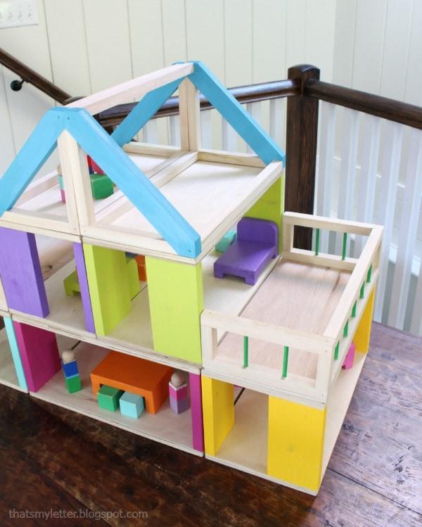 DIY Modular Dollhouse & Furniture - Jaime Costiglio