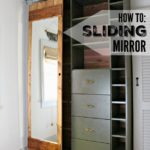 DIY Sliding Mirror