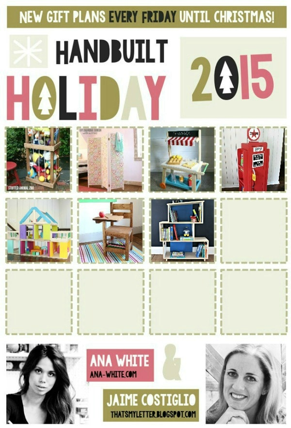 handbuilt holidays gifts to build free plans