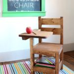 DIY Schoolhouse Chair