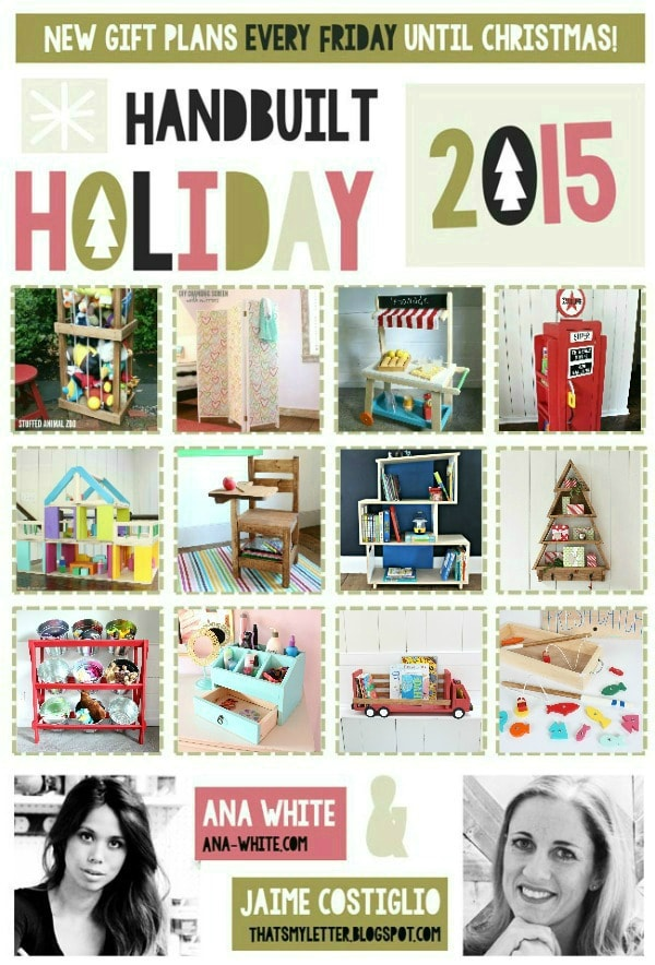 handbuilt holiday gift ideas with free plans