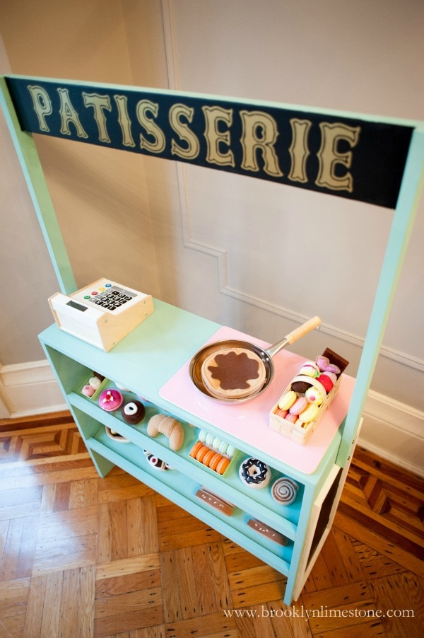kids play patisserie free plans