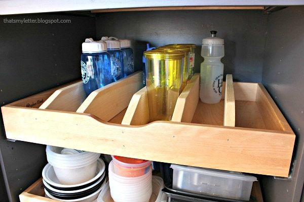 drawer dividers using 1x4 wood