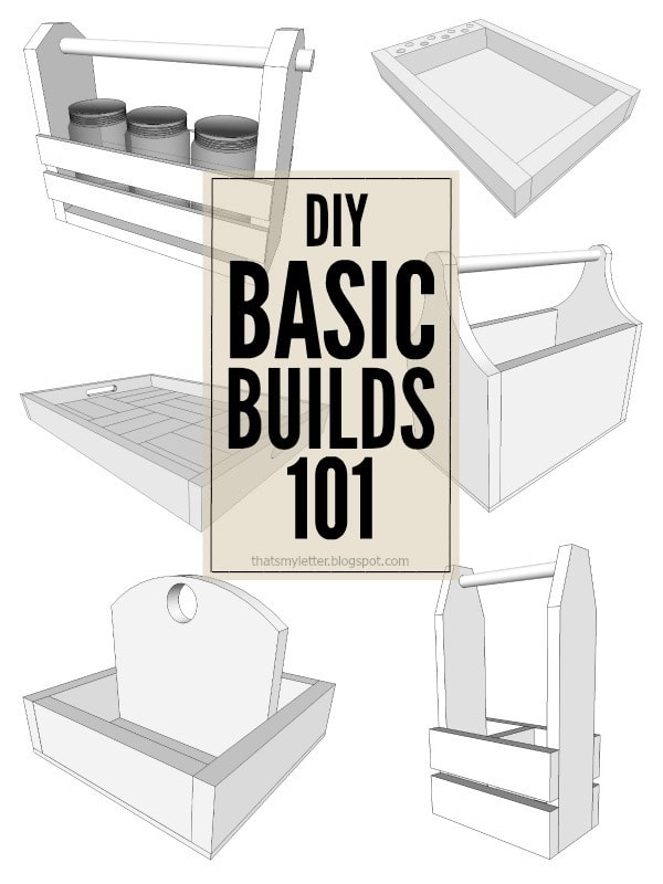 diy basic build projects
