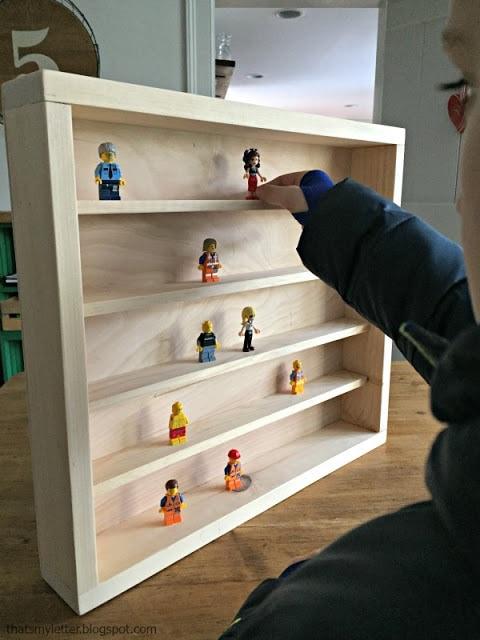 lego minifigs shelf