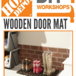 DIY Workshops 2016 at The Home Depot