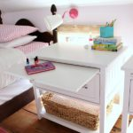 DIY Nightstand with Pull-Out Ledge (free plans)