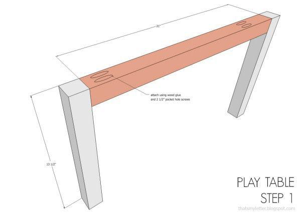 play table step 1