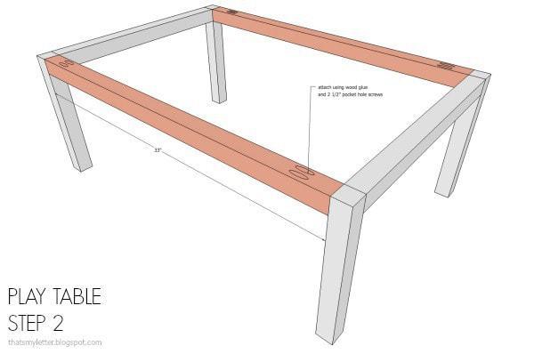 play table step 2