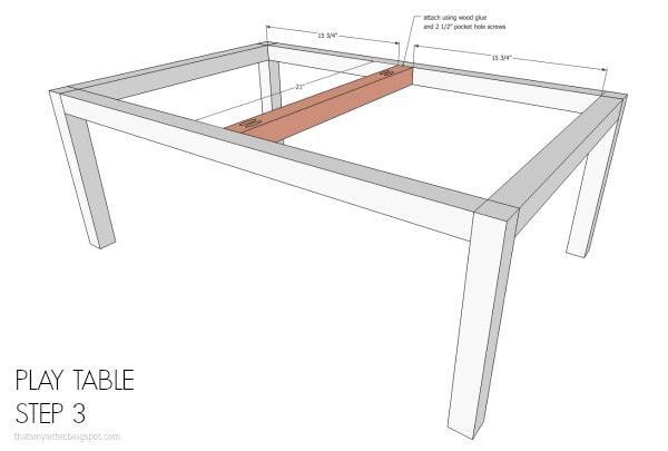 play table step 3