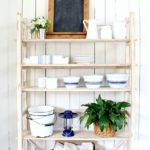 DIY Replica Vintage Shelving (free plans)
