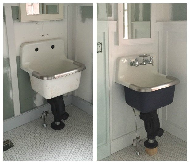 wall mounted cast iron sink - Wall Mount Sink