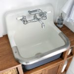 Wall Mounted Sink New Life