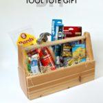 DIY Tool Tote Gift Idea
