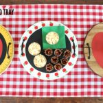 Back to School: Apple Wood Tray