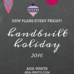 Handbuilt Holiday 2016 Giveaway
