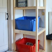 DIY Recycling Tower and Giveaway