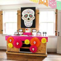 Sugar Skull Halloween Party