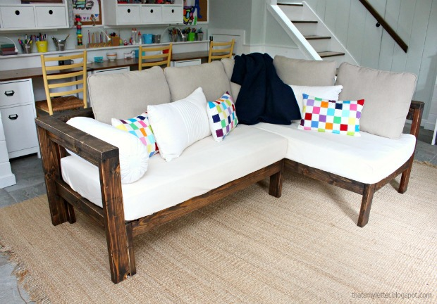 Diy Crib Mattress Sectional Sofa Jaime Costiglio