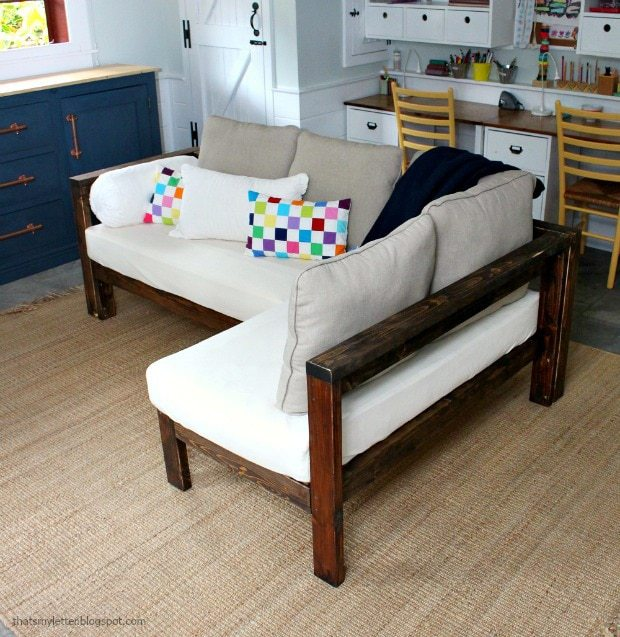 Outstanding Diy Crib Mattress Sectional Sofa Jaime Costiglio Camellatalisay Diy Chair Ideas Camellatalisaycom